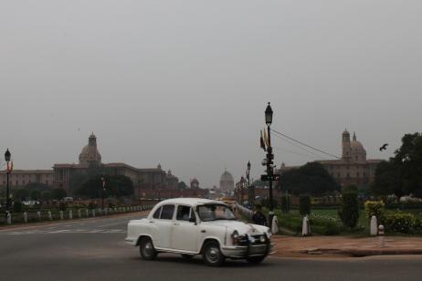 Central Delhi - Parliament
