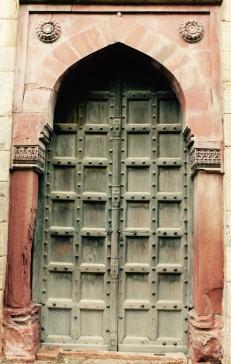 Door Old Delhi