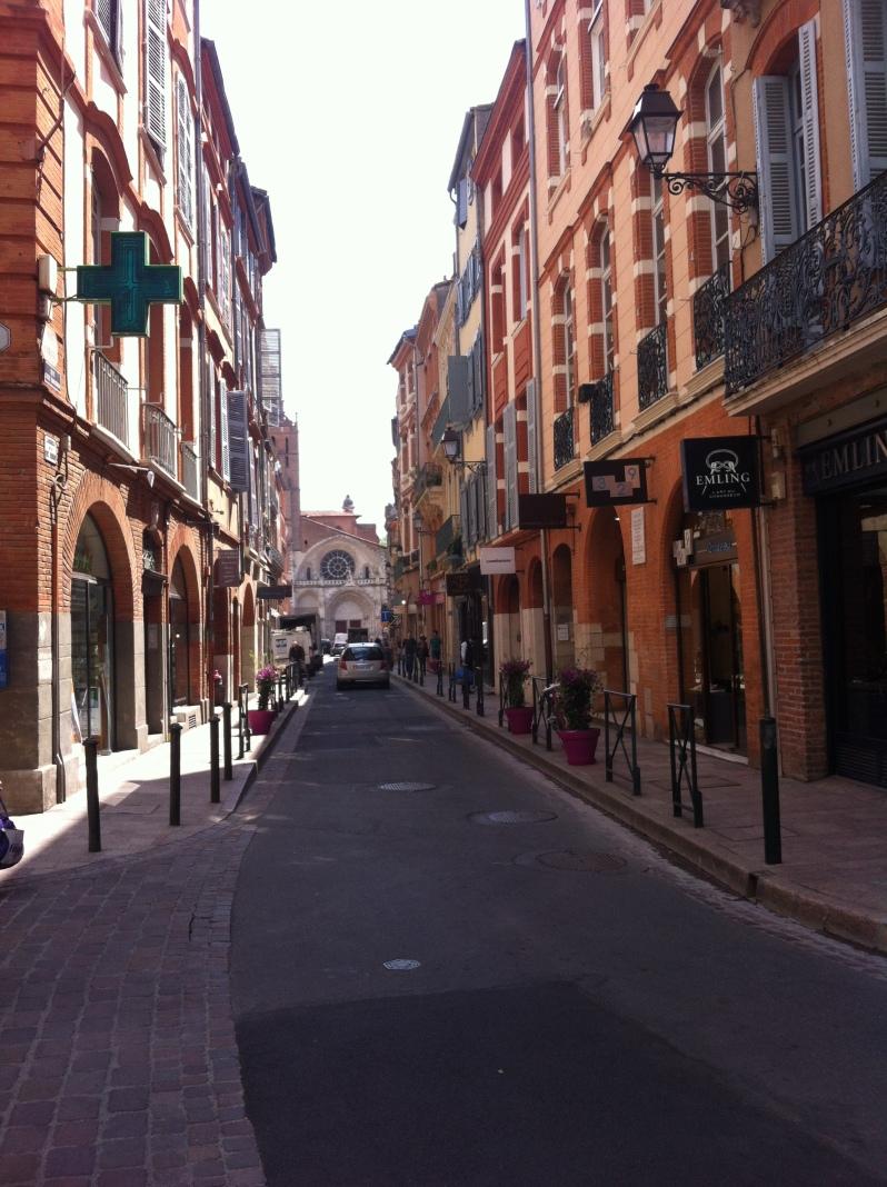 Antic streets