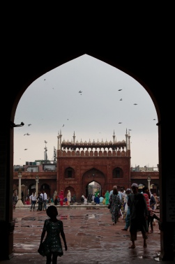 Old Delhi - Great Mosque